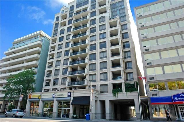 99 Avenue Rd 203 Yorkville Toronto