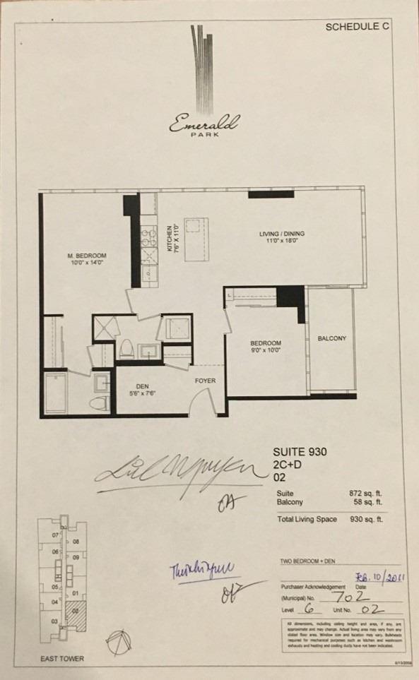 9 Bogert Ave 702 Lansing Toronto Price Warnings Schools Toronto Real Estate Realosophy Com