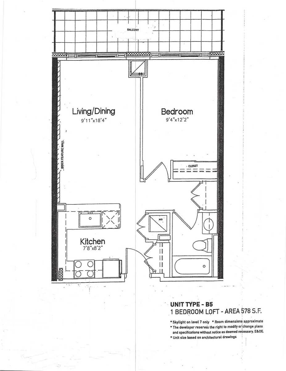88 Colgate Ave 615 Leslieville Toronto Price Warnings Schools Toronto Real Estate Realosophy Com