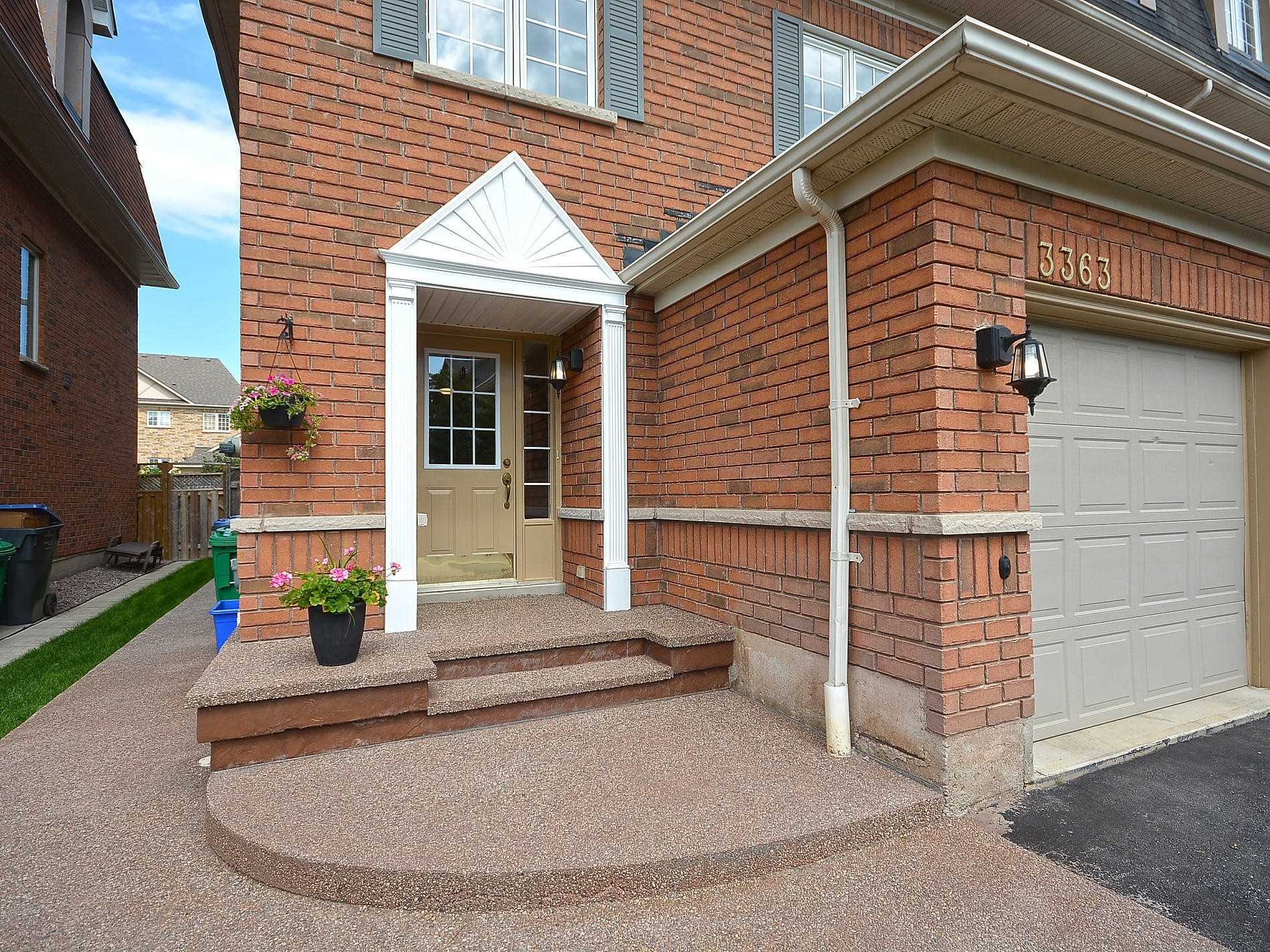 3363 Southwick St Churchill Meadows Mississauga Price